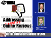Addressing Negative Online Reviews
