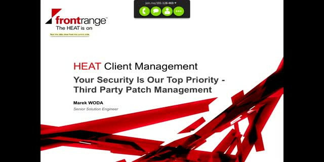 Your Security Is Our Top Priority - Third Party Patch Management