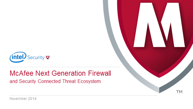 Introducing Industry's Most Expansive Next Generation Firewall Threat Ecosystem