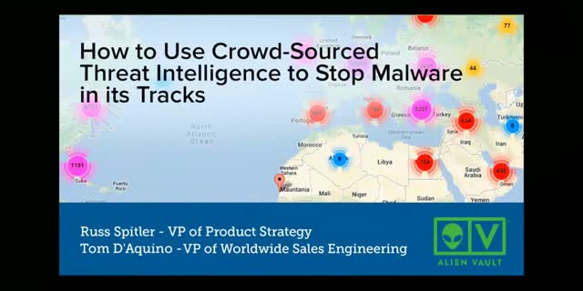 How to Use Crowd-Sourced Threat Intelligence to Stop Malware in its Tracks