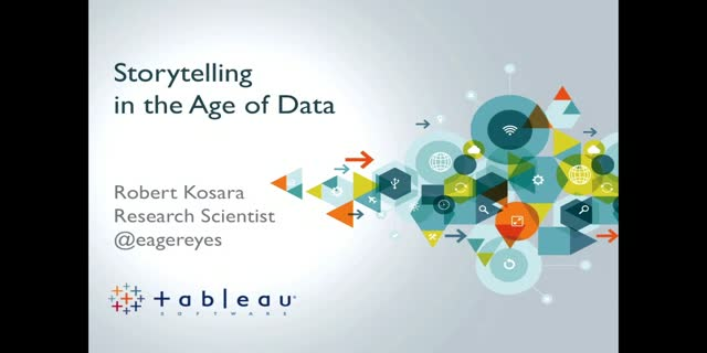 Visual Storytelling in the Age of Data