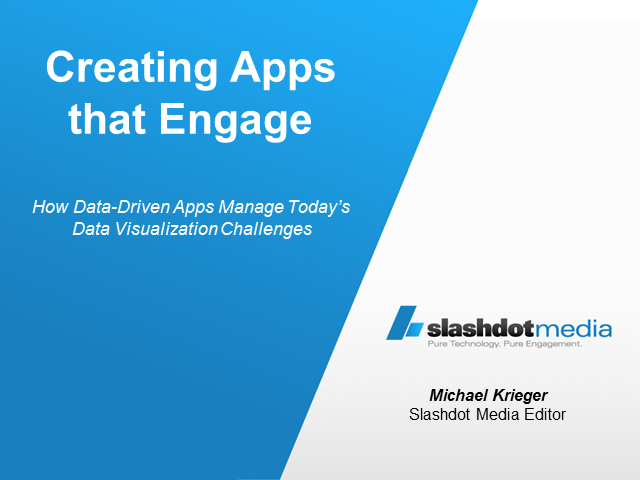 Creating Apps that Engage
