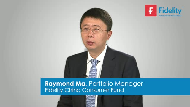 China market outlook - Raymond Ma
