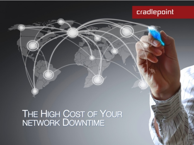 The High Cost of Your Network Downtime