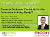 Towards Customer Centricity – Is the Insurance Industry Ready?