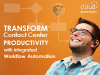 Transform Contact Center Productivity with Integrated Workflow Automation
