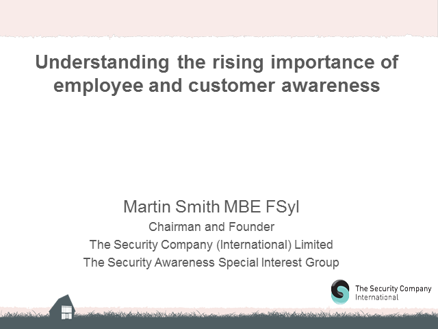 Understanding the Rising Importance of Employee and Customer Awareness
