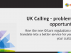 UK Calling - Problem or Opportunity?