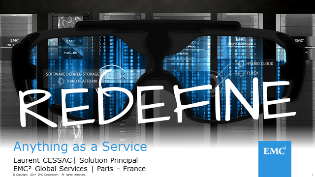 Delivering Anything-as-a-Service: Embracing Hybrid Cloud and the 3rd Platform