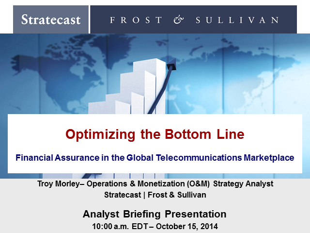 Optimizing the Bottom Line: Financial assurance key for global CSPs
