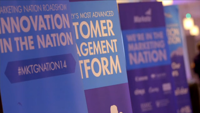 Highlights from the Marketing Nation Roadshow - London 2014