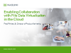 Enabling Collaboration with File Data Virtualization in the Cloud