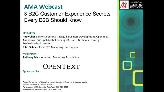 3 B2C Customer Experience Secrets Every B2B Should Know
