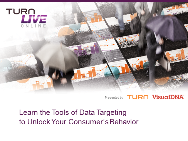 Learn the Tools of Data Targeting to Unlock Your Consumer's Behaviour