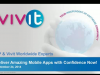 HP & Vivit Worldwide Experts, Deliver Amazing Mobile Apps with Confidence Now!