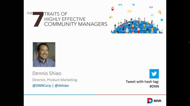 7 Traits of Highly Effective Community Managers