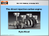 The Direct Injection Carbon Engine (DICE)