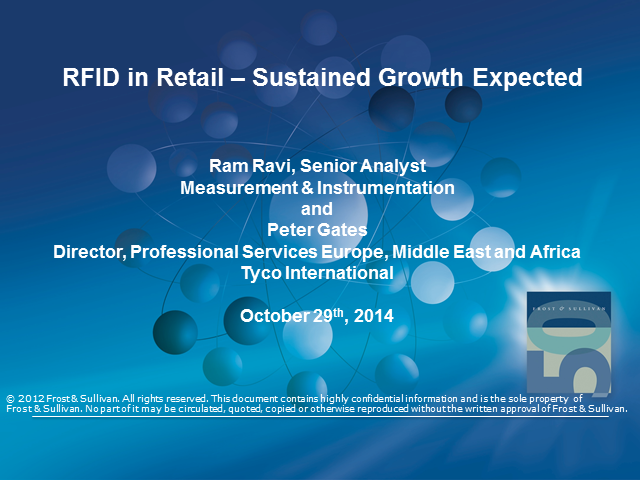 RFID Solutions to Shape Retail Stores of the Future