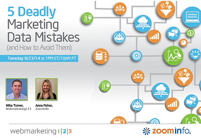 5 Deadly Marketing Data Mistakes (And How to Avoid Them)