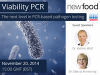 Viability PCR - the next level in PCR-based pathogen testing