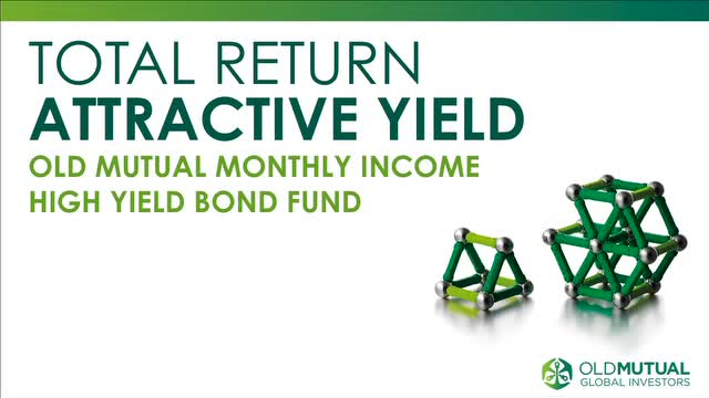 Total Return, Attractive Yield