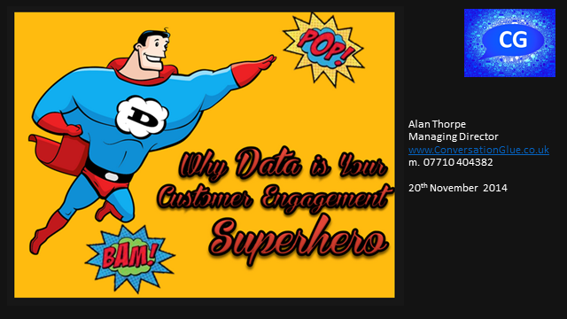Why Data is Your Customer Engagement Superhero