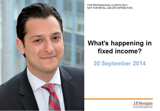 J.P. Morgan Market Insights: What's happening in fixed income?