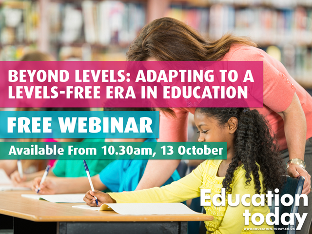 Beyond levels: adapting to a levels-free era in education