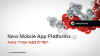 New Mobile Application Platforms: Avoid Three Years of Pain