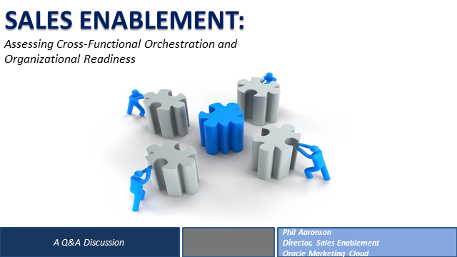 Assessing Cross-Functional Orchestration and Organizational Readiness