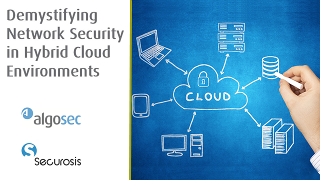 Demystifying Network Security in Hybrid Cloud Environments