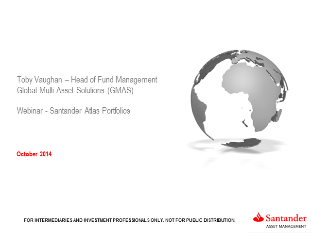 Santander Atlas 4Ps > Proposition, Process, Positioning & Performance