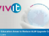 5 Key Education Areas to Reduce ALM Upgrade Costs