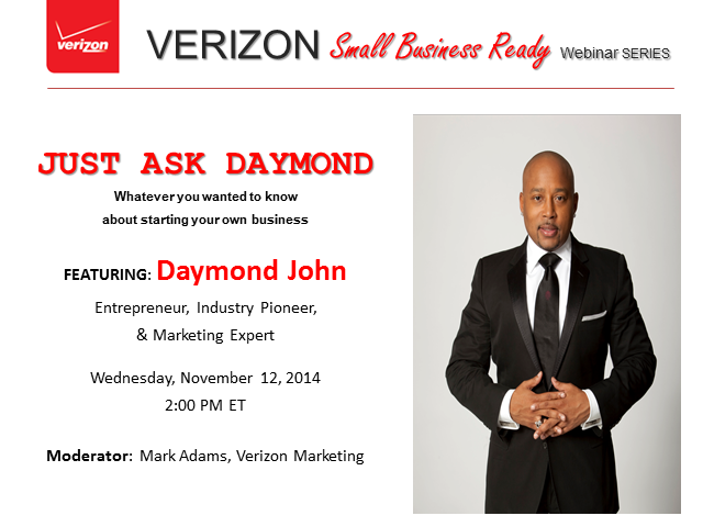 Just Ask Daymond John!
