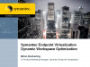 Endpoint Virtualization and Workspace Optimization