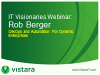 IT Visionaries Webinar With Rob Berger