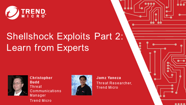 Shellshock Exploits Part 2:  Learn from Experts