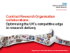 CRO and CRN collaborations – Optimising the UK's competitive edge