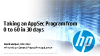 Taking an AppSec Program from 0 to 60 in 30 days