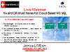HA and DR Must Haves for Cloud Based MS-SQL