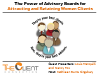 The Power of Advisory Boards for Attracting and Retaining Women Clients