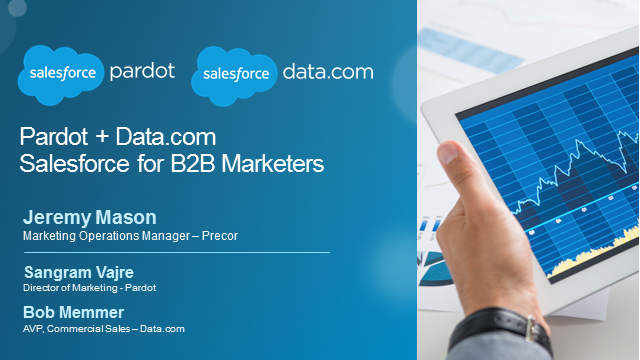 Pardot + Data.com: Salesforce for B2B Marketers