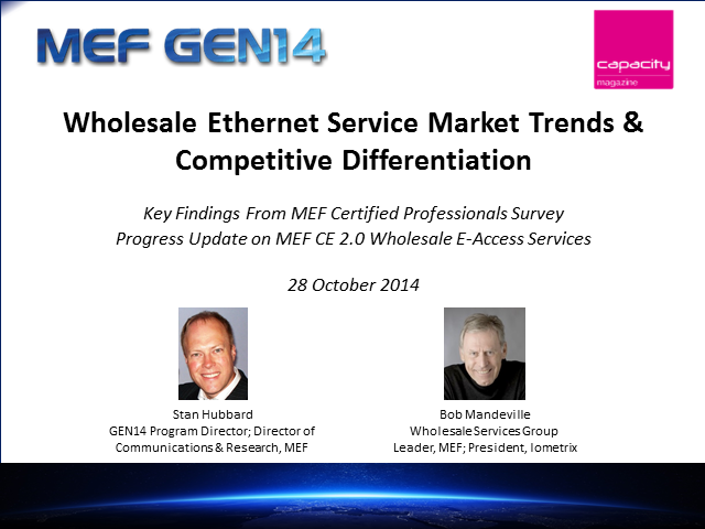 Wholesale Ethernet Service Market Trends & Competitive Differentiation