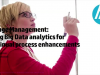 Change management: using Big Data analytics for continual process enhancement