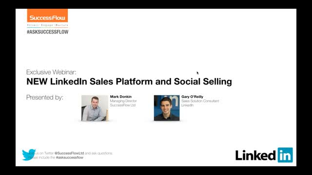 NEW LinkedIn Sales platform – Exclusive Preview