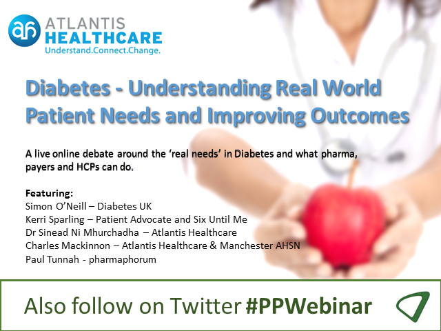 Diabetes - Understanding Real World Patient Needs and Improving Outcomes