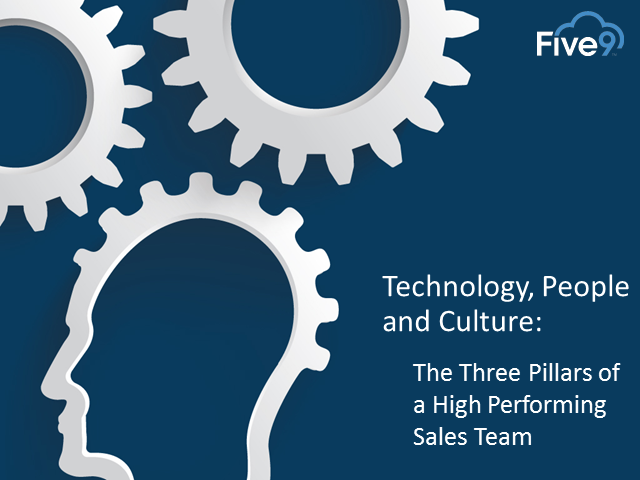 3 Pillars of High-Performing Sales Teams
