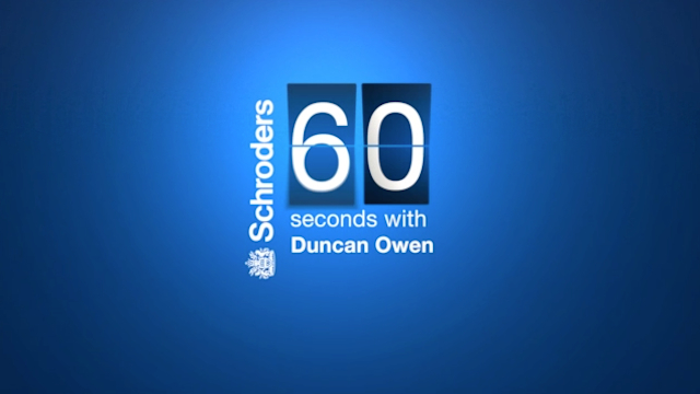 60 Seconds with Duncan Owen