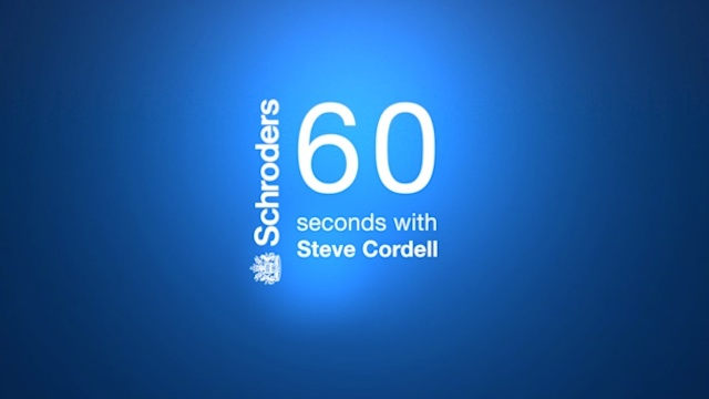 60 Seconds with Steve Cordell