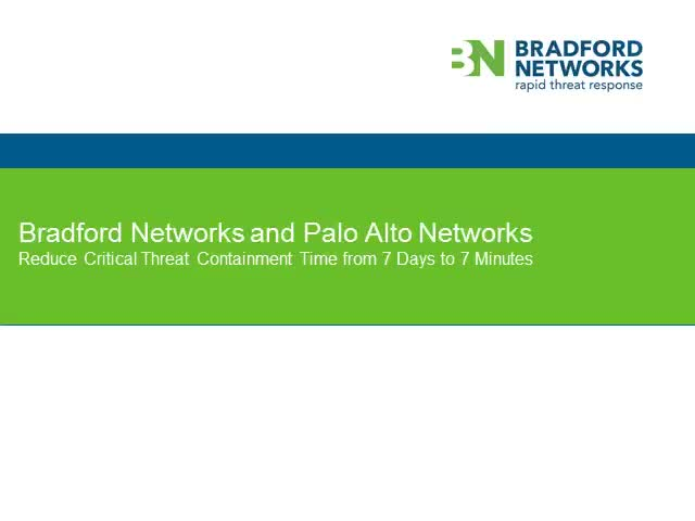 Critical Timing: Secure compromised endpoints in minutes with Palo Alto Networks